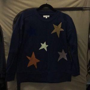 Madewell Star Sweatshirt